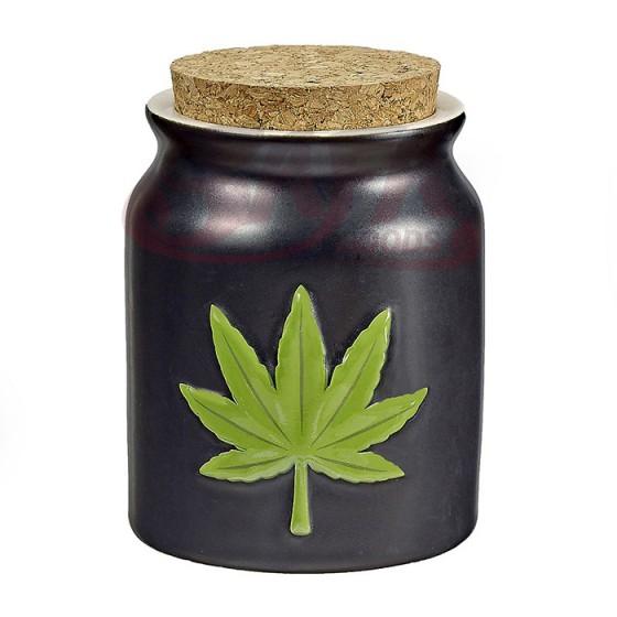Roast and Toast Ceramics   Stash Jars