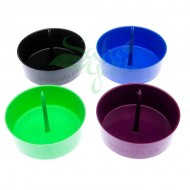 Plastic Debowler Ashtrays