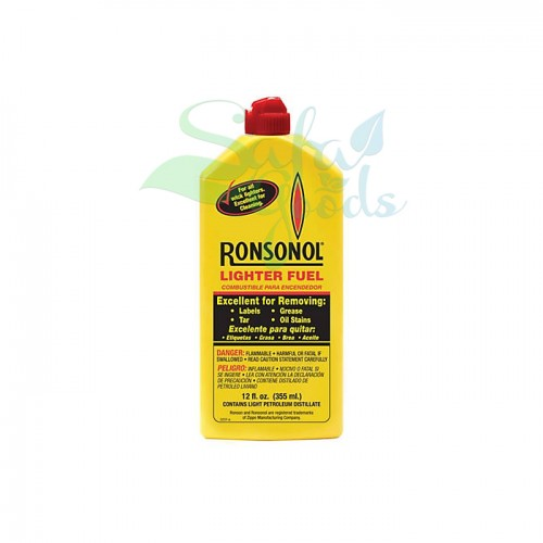 Ronson Lighter Fluid 1pc