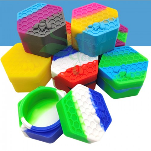26mL Silicone Jar Containers