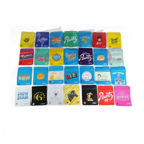 Smell Proof Bags - 34ct Bundle