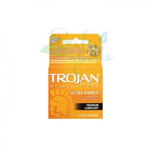 Trojan Condoms 6ct/3pk