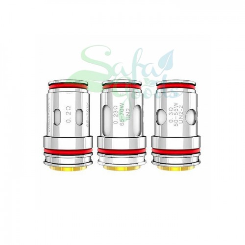UWELL Crown V (FIVE) Replacement Coils - 4 Pack