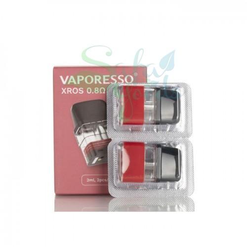 Vaporesso XROS Replacement Pods 2PK