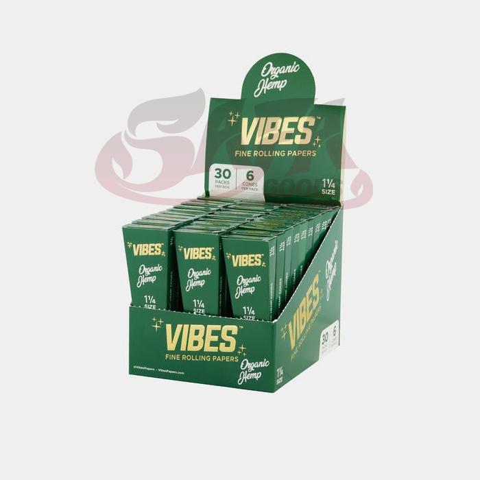 "Vibes - 1-1/4"" Cones"