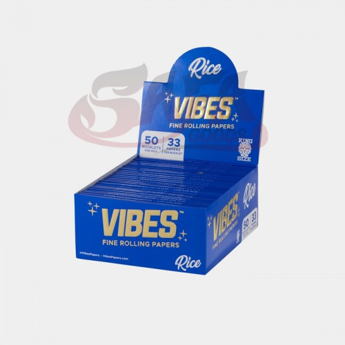 Vibes Rolling Papers - King Size Slim