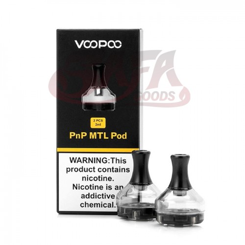 VOOPOO PnP Replacement Pods - 2pc