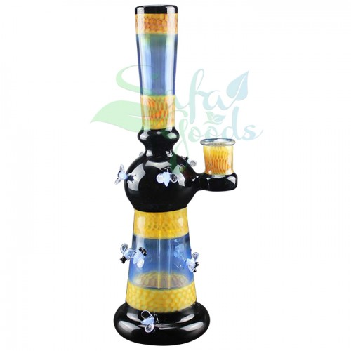 9 Inch Honeycomb Water Pipe