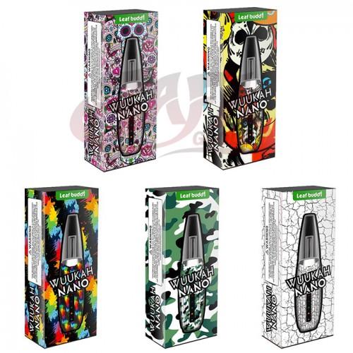 Wuukah Nano Vaporizer Kits by Leaf Buddi