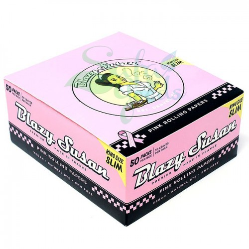 Blazy Susan - Pink Rolling Papers