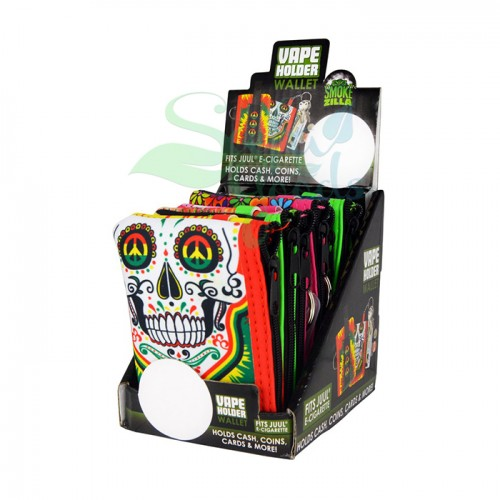 Smokezilla Vape Cases/Holders Display Boxes