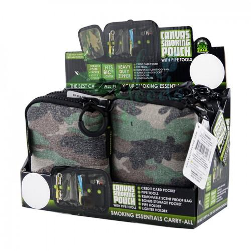 Smokezilla Bags/Pouches Display Boxes