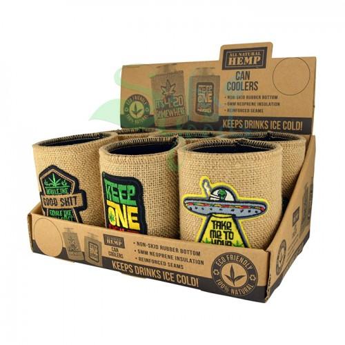 Smokezilla Hemp Can Cooler Display Boxes