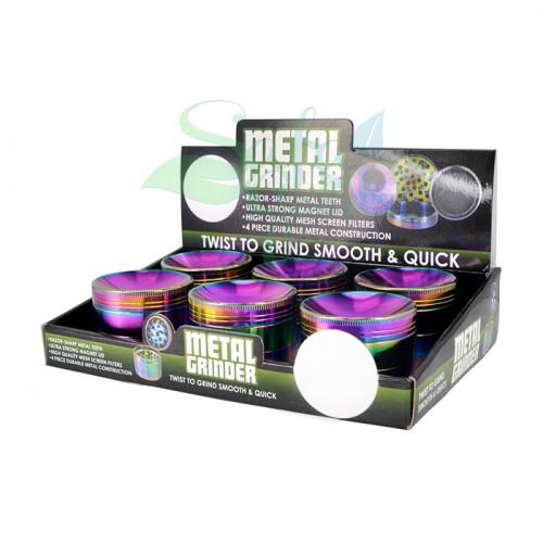 Smokezilla Grinder Display Boxes