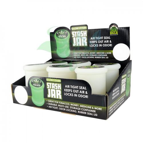 Smokezilla Storage Jar Display Boxes