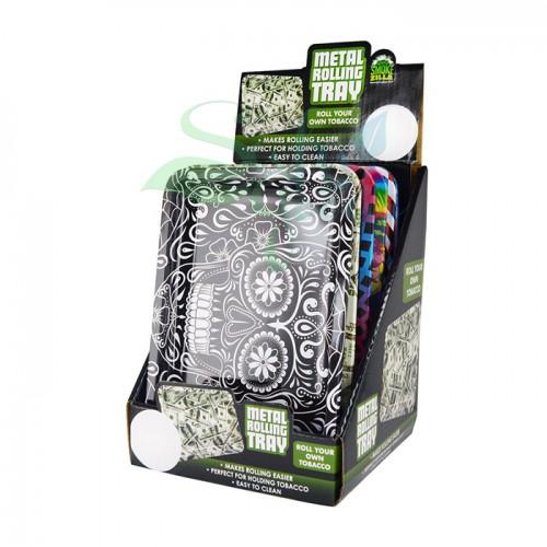 Smokezilla Rolling Tray Display Boxes